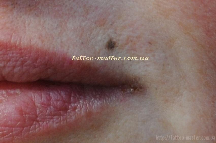 Сделать перманентный макияж ( татуаж) родинки  - Студия перманентного макияжа и татуировки ТМ