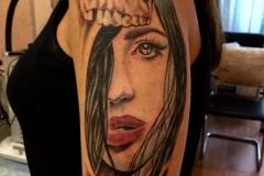 Сделать Татуировку  на плече в Киеве - https://www.tattoo-master.com.ua