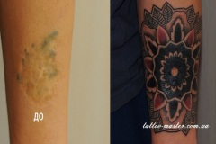 Фото Татуировки  на руке в Киеве - https://www.tattoo-master.com.ua