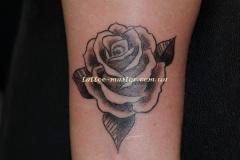 Сделать Татуировку  на руке в Киеве - Студия татуировки ТМ