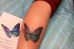 Сделать Татуировку  на руке в Киеве -Студия татуировки ТМ