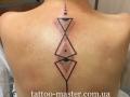 Сделать Татуировку  на спине в Киеве - https://www.tattoo-master.com.ua